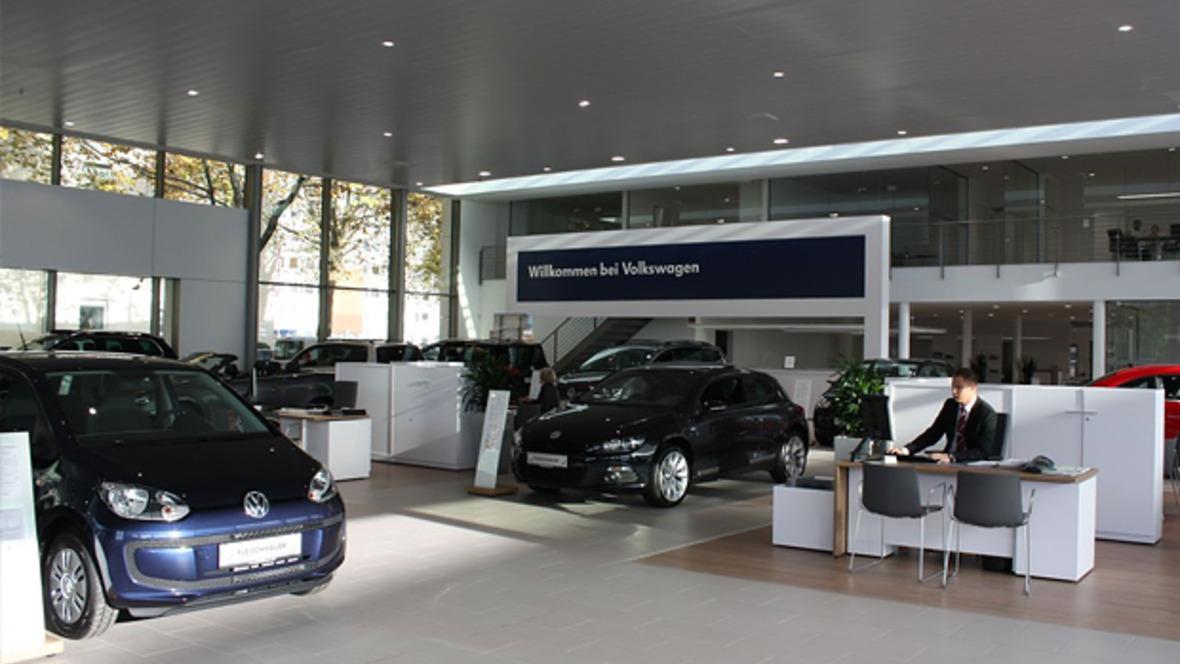 Volkswagen Zentrum Köln