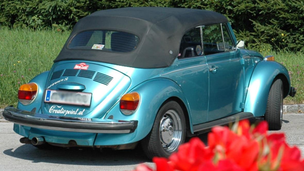 VW Käfer Resaurierungsethik