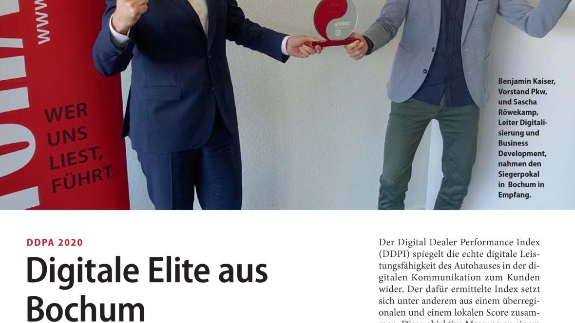 Digitale Elite aus Bochum