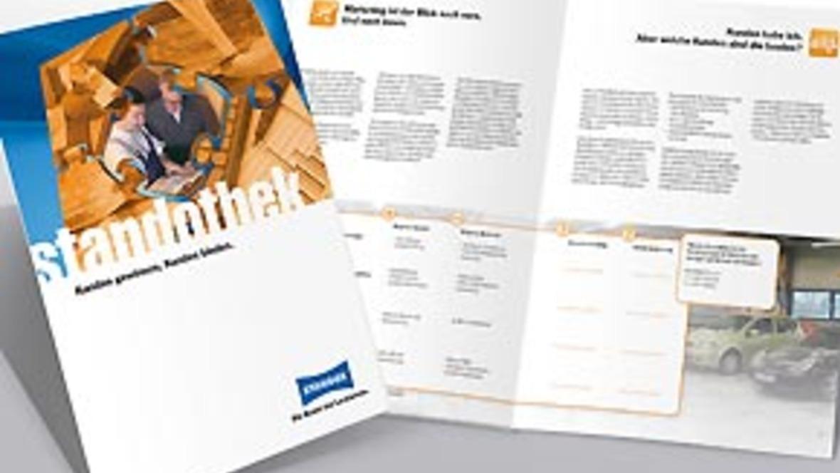 Neue Standox-Broschüre zu Marketing - autohaus.de