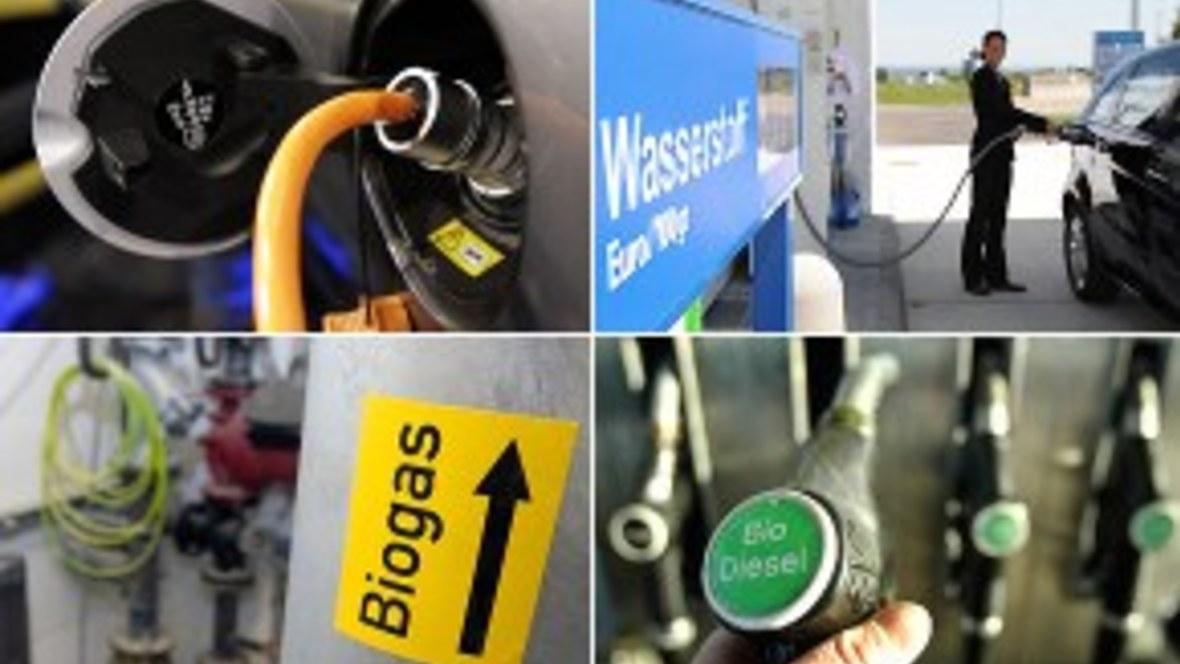 Alternative Kraftstoffe und Antriebstechnologien