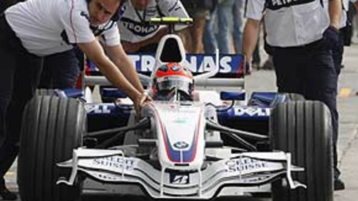 Sauber Kauft Bmw Team Autohausde