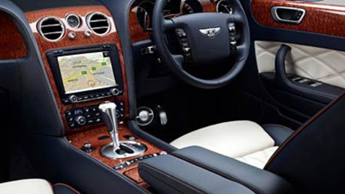 bentley continental flying spur. Black Bedroom Furniture Sets. Home Design Ideas