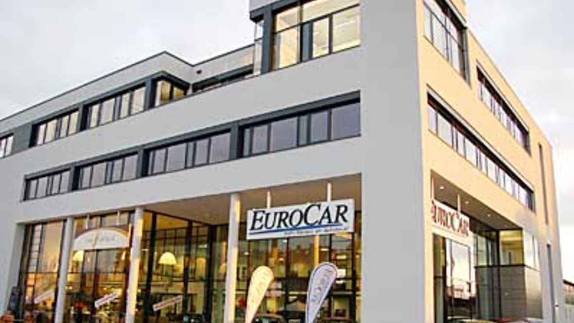 er ffnungsfeier eurocar landshut. Black Bedroom Furniture Sets. Home Design Ideas