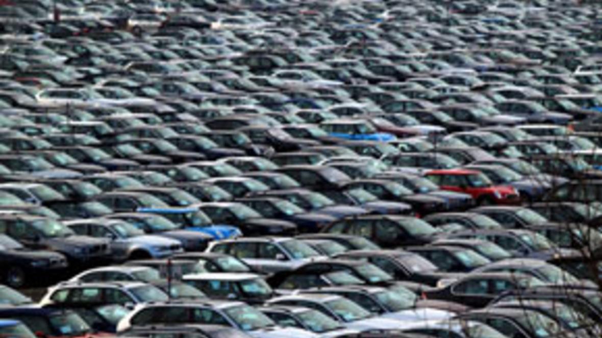 BMW, Halde, Zulassungen, Neuwagen, Bestand