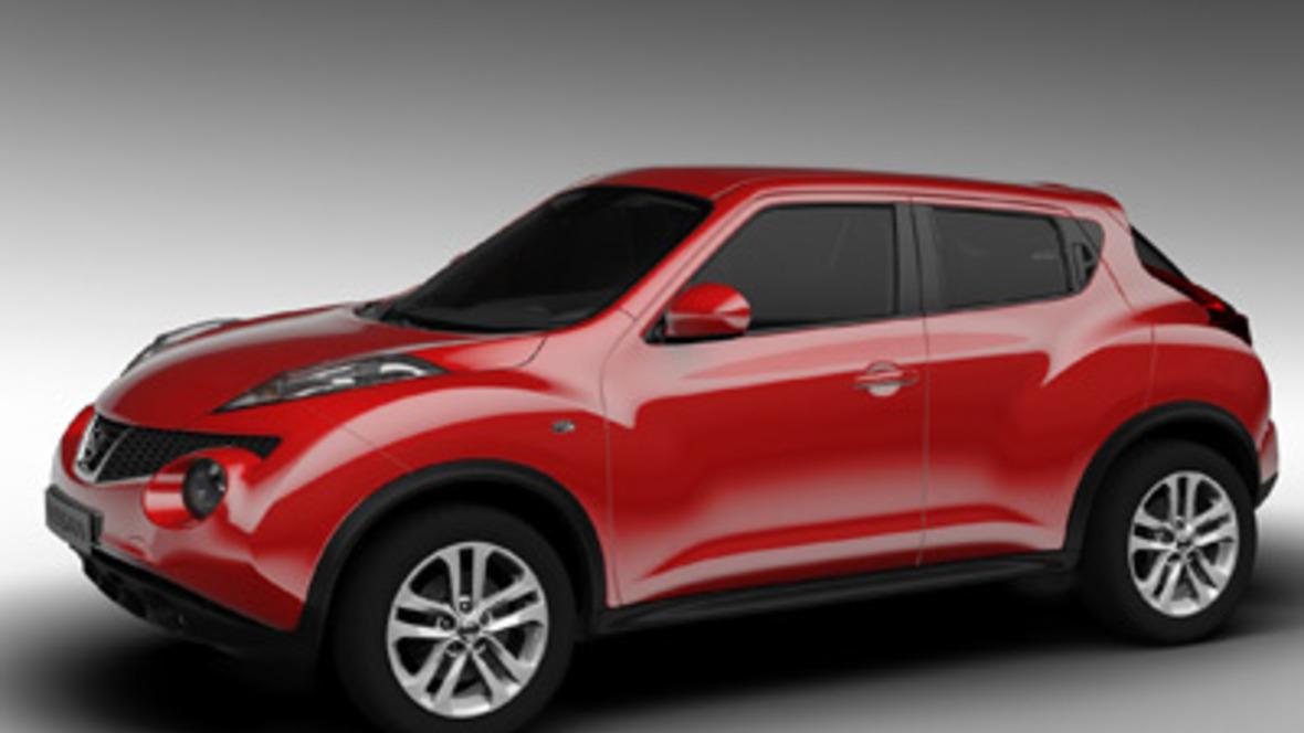 Nissan juke for Bilder nissan juke