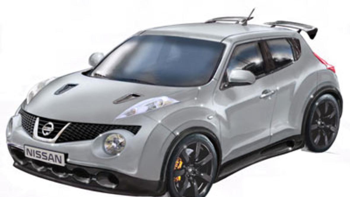 Nissan juke r for Bilder nissan juke