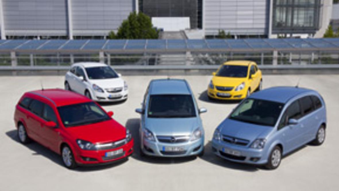 Opel Autogas LPG