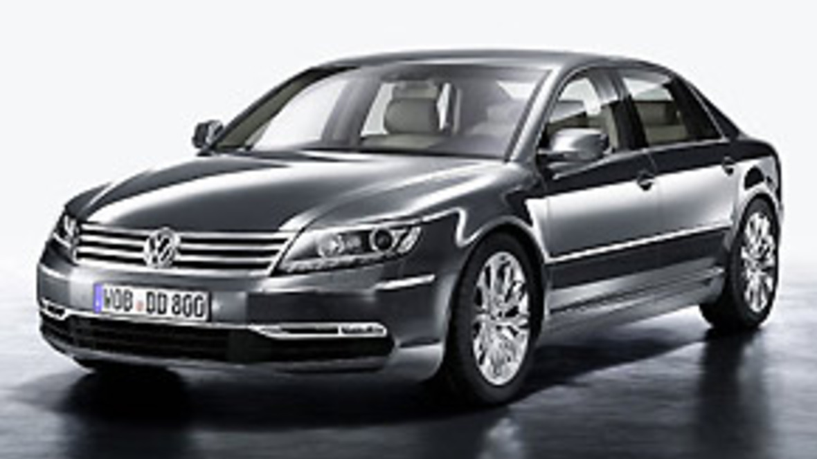 facelift f r vw phaeton. Black Bedroom Furniture Sets. Home Design Ideas