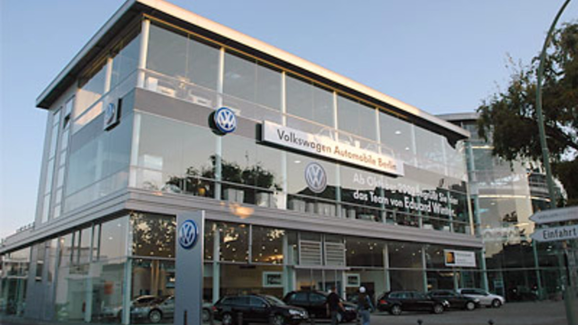 volkswagen automobile berlin