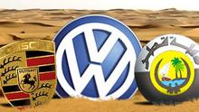 VW/Porsche/Katar-Bündnis
