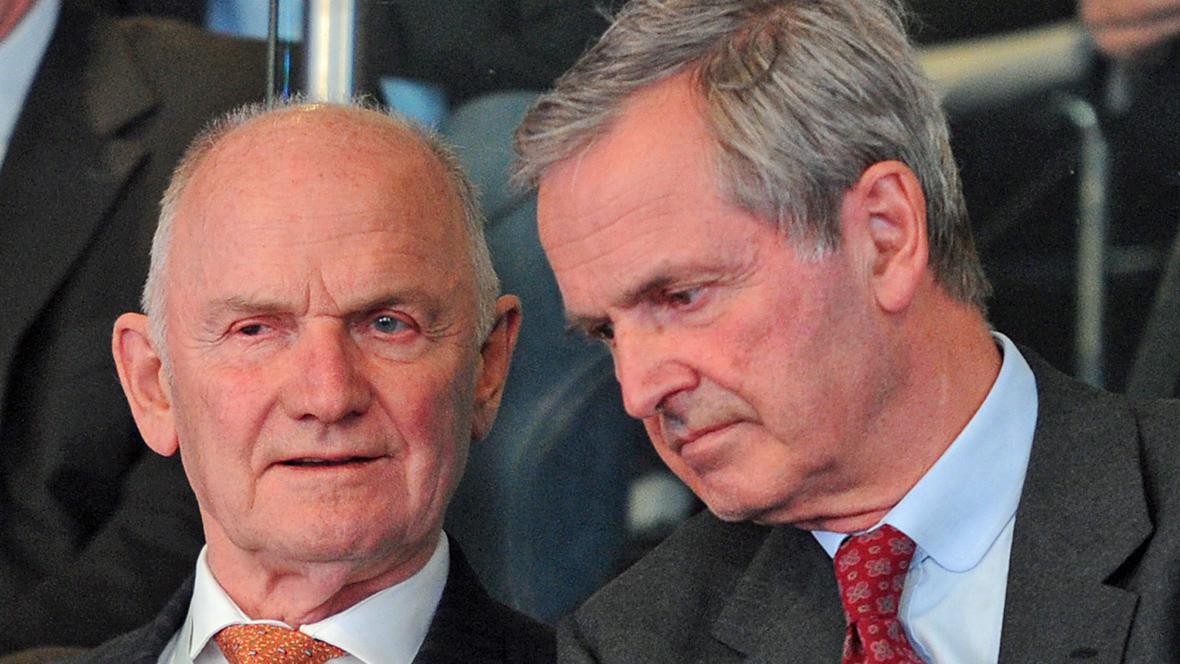 Ferdinand und Hans Michel Piech