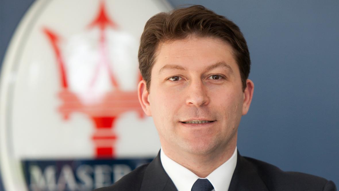 Neuer europa chef bei maserati for Alberto pastore