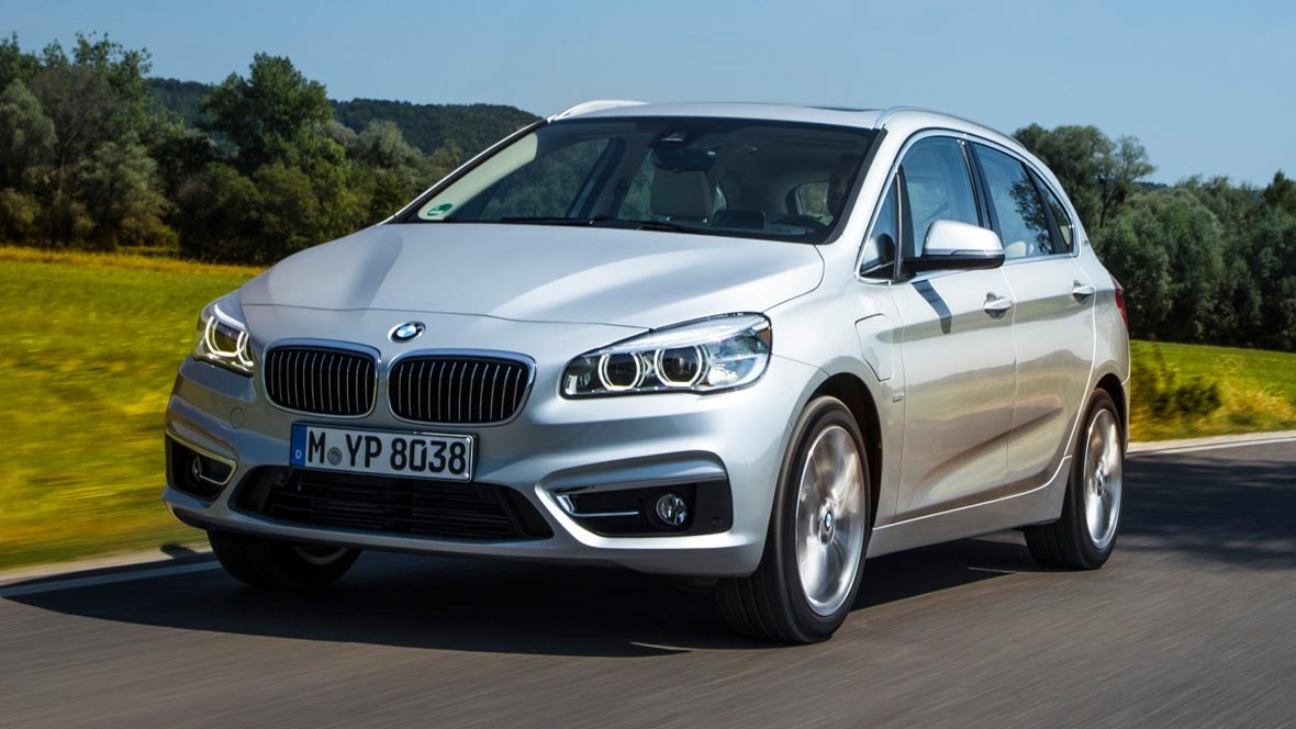 Bmw 225xe Active Tourer Ab 38700 Euro Autohausde