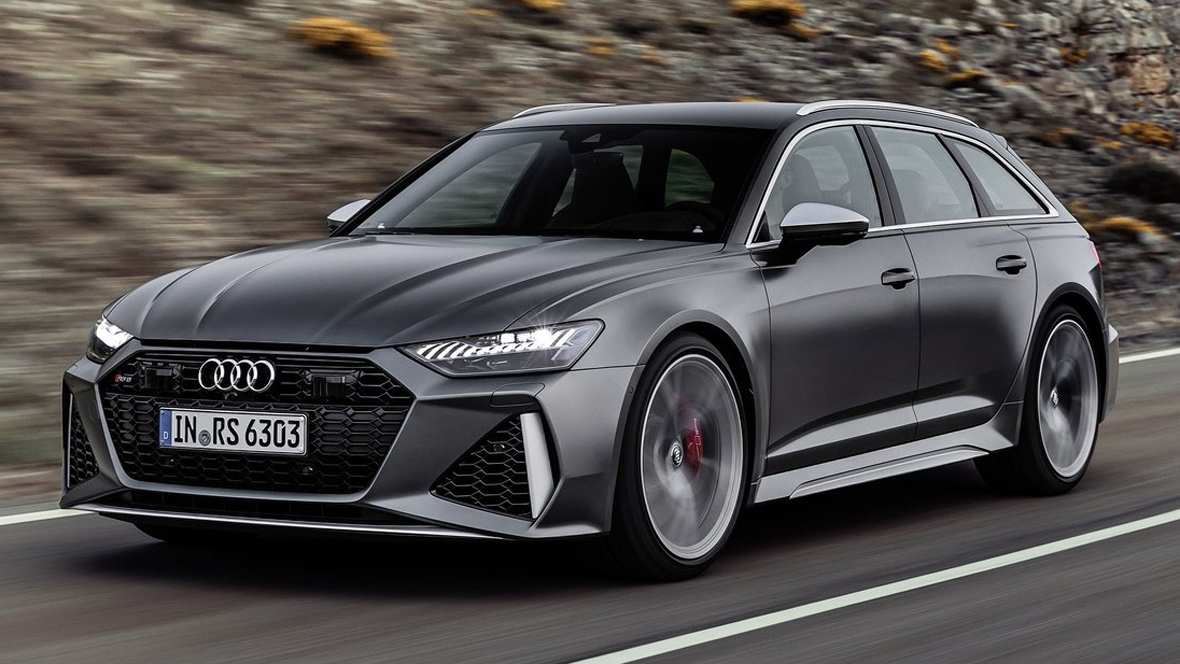 Audi RS6 (2020) - autohaus.de