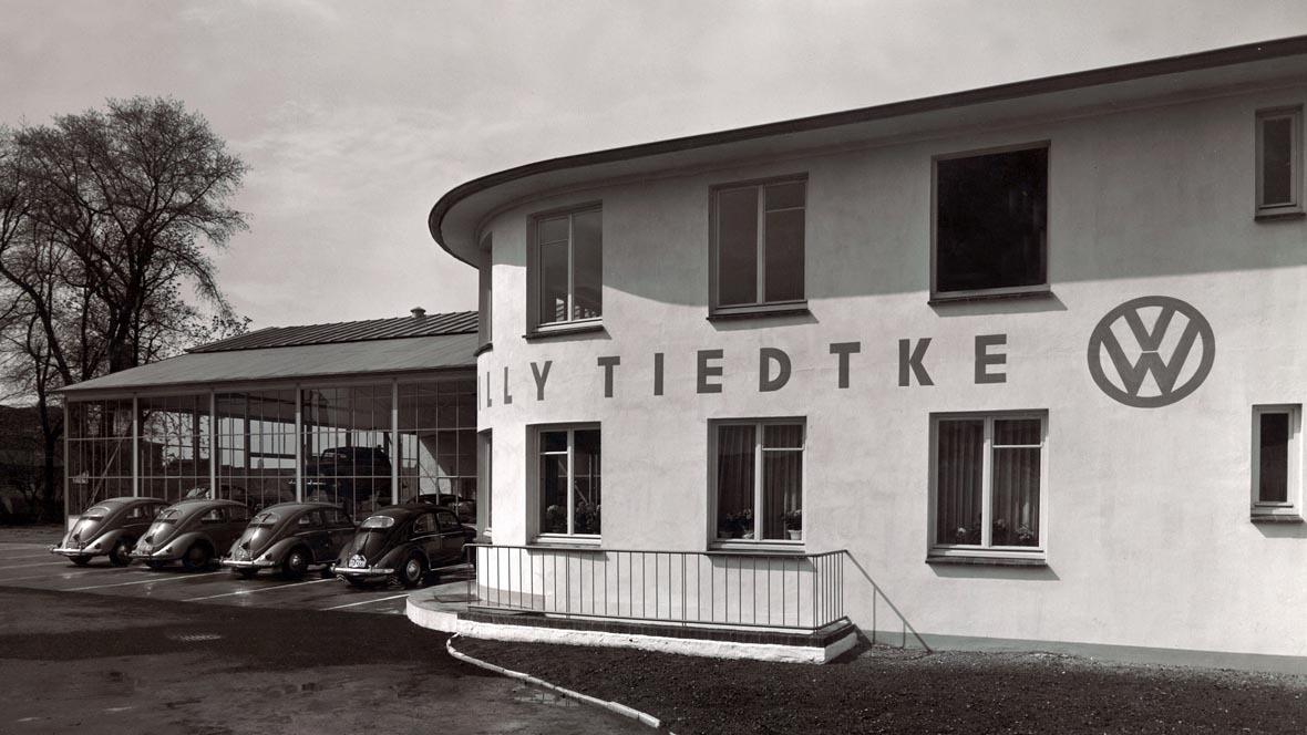 Autohaus Willy Tiedtke Wird 80 Autohausde