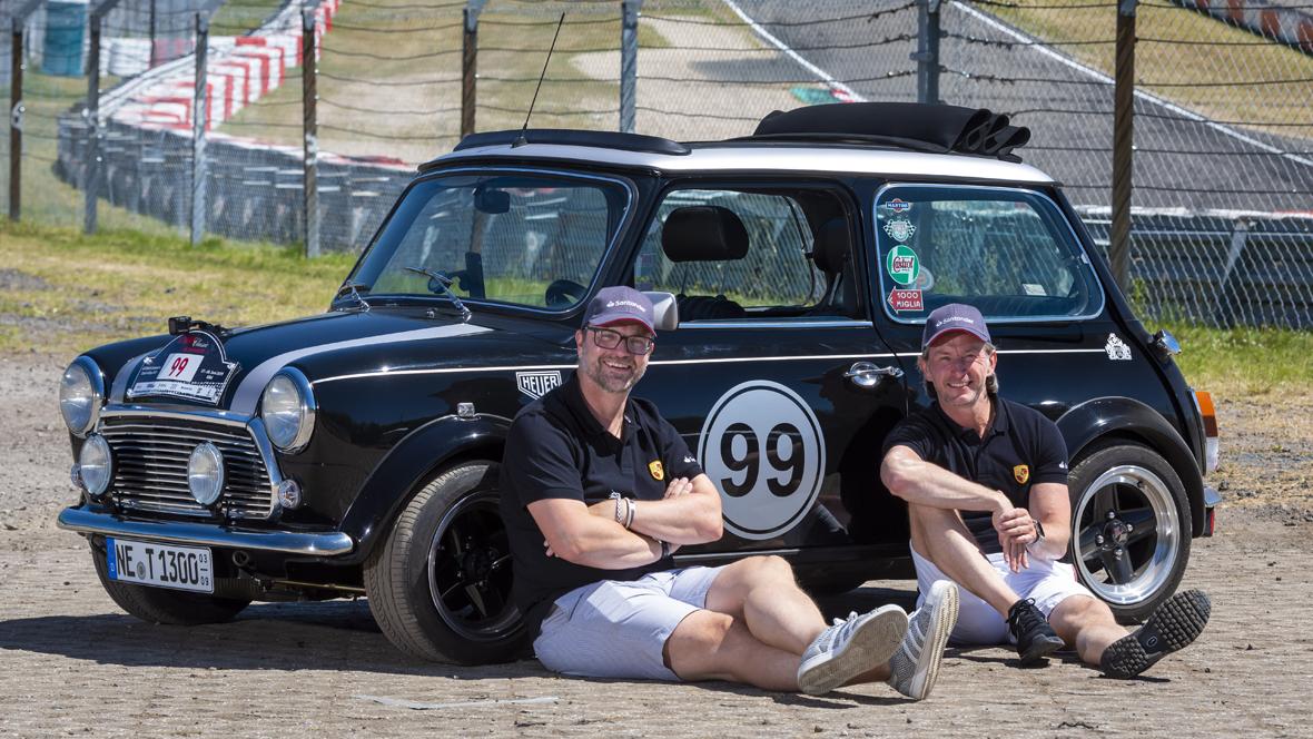 12 autohaus santander classic rallye die sponsoren. Black Bedroom Furniture Sets. Home Design Ideas