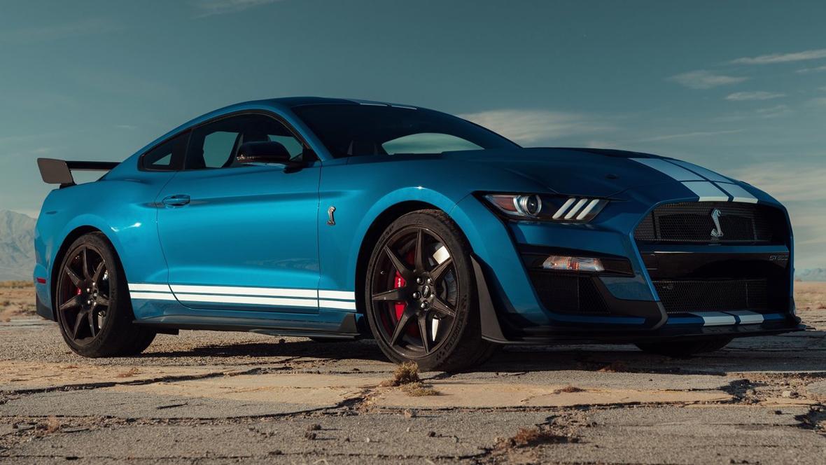 innovative design 6ec35 1e96e Ford Mustang Shelby GT500: Die giftigste Schlange von allen ...
