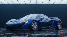 HRE 3D-Druck-Felge auf McLaren P1