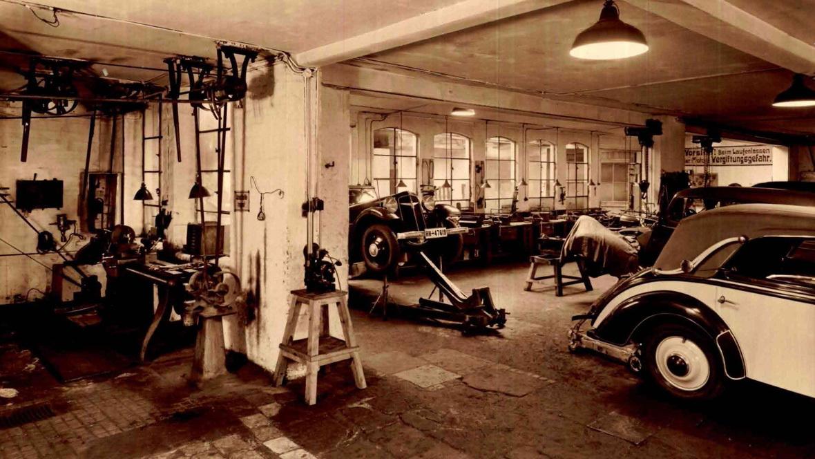100 Jahre Autohaus Lensch & Bleck - autohaus.de
