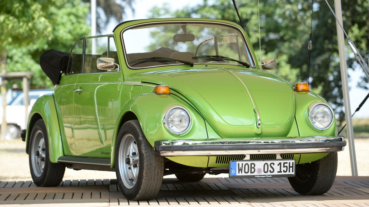 vw käfer cabrio  autohausde