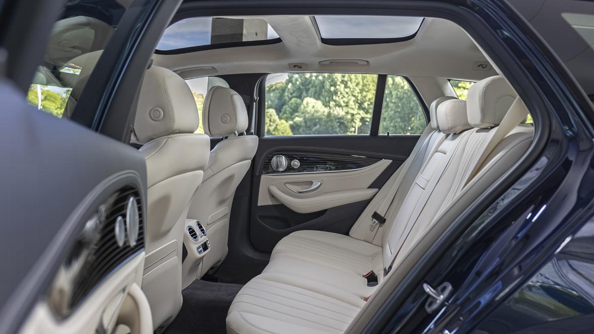 Mercedes E-Klasse T-Modell (2021) - autohaus.de