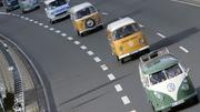 70 Jahre Volkswagen Transporter