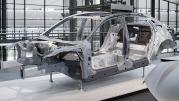 Audi A8-Karosse