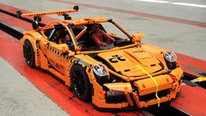 ADAC Crashtest Legoautos