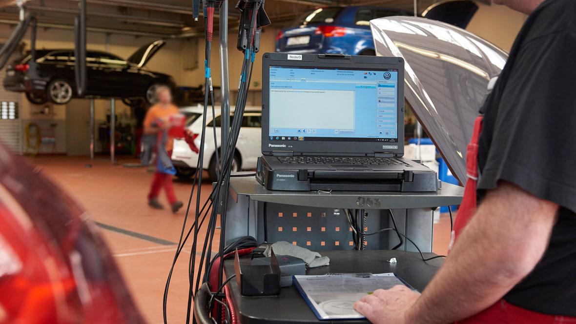Diesel-Nachrüstung im Test: Software-Update von VW wirksam