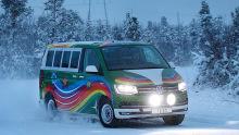 ADAC Winterreifentest Vans