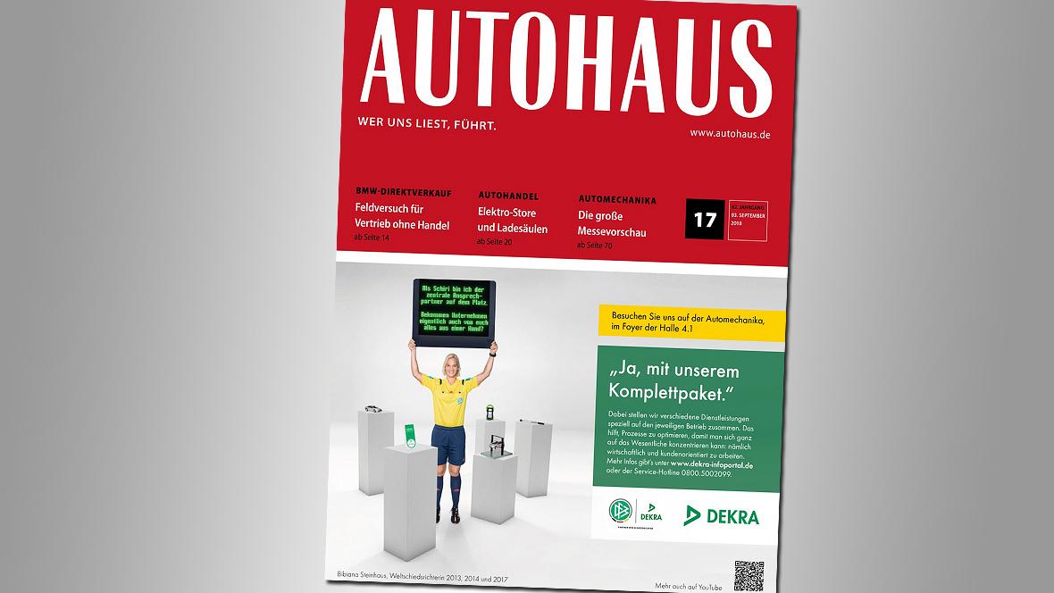 autohaus 17/2018 jetzt als epaper lesen - autohaus.de