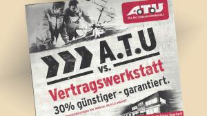 ATU vs. Vertragswerkstatt