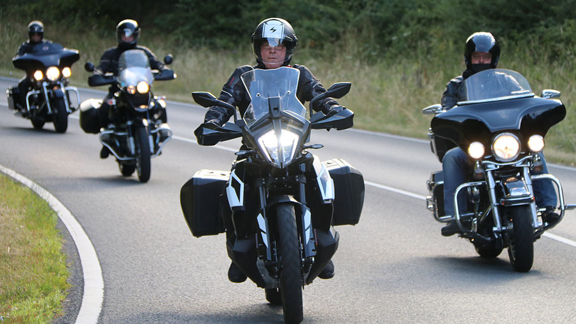 AUTOHAUS Motorradtour 2020
