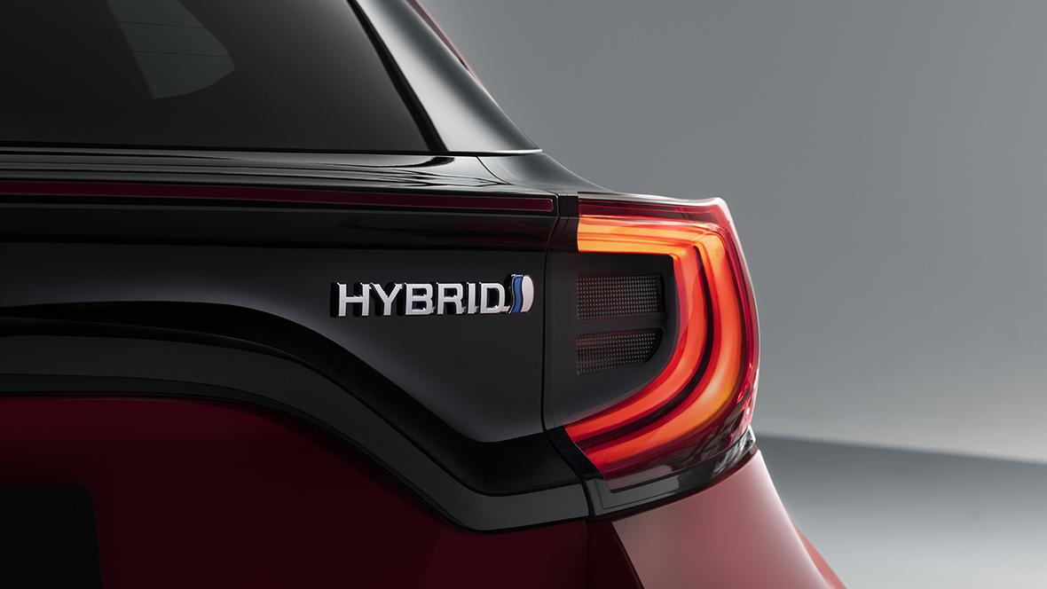 Toyota, Hybrid