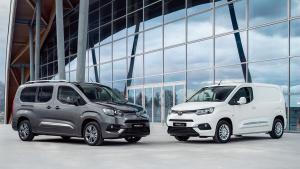 Toyota Proace und Proace City Verso