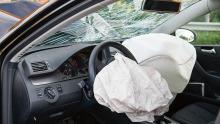 Airbag Auslösung