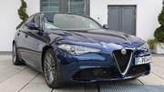 Alfa Romeo Giulia (2020)