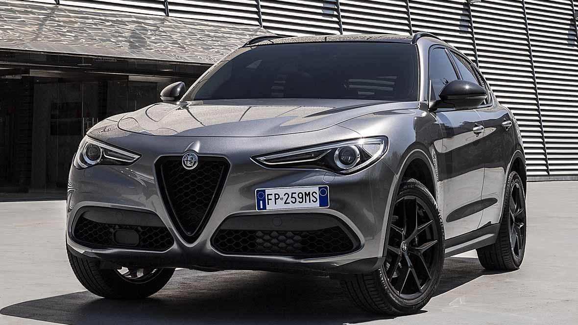 Alfa Romeo Stelvio (2020)