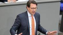 Andreas Scheuer Bundesverkehrsminister