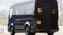 Arrival E-Lieferwagen UPS