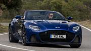 Aston Martin DBS Superleggera Volante (2020)
