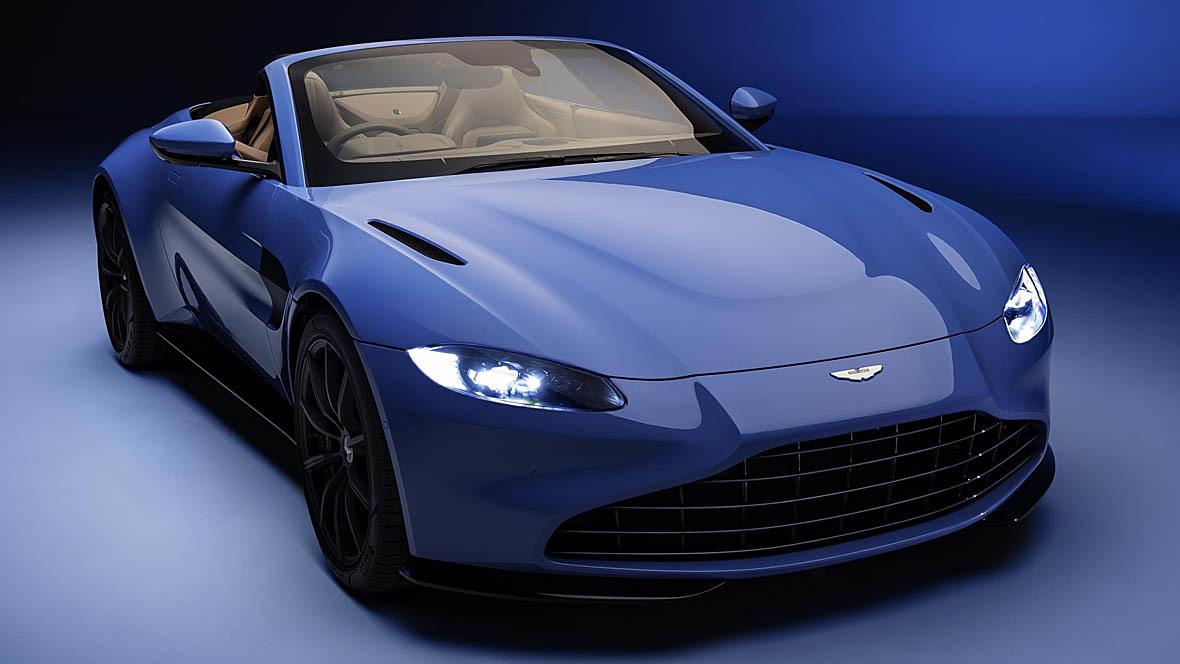 Aston Martin Vantage V8 Roadster