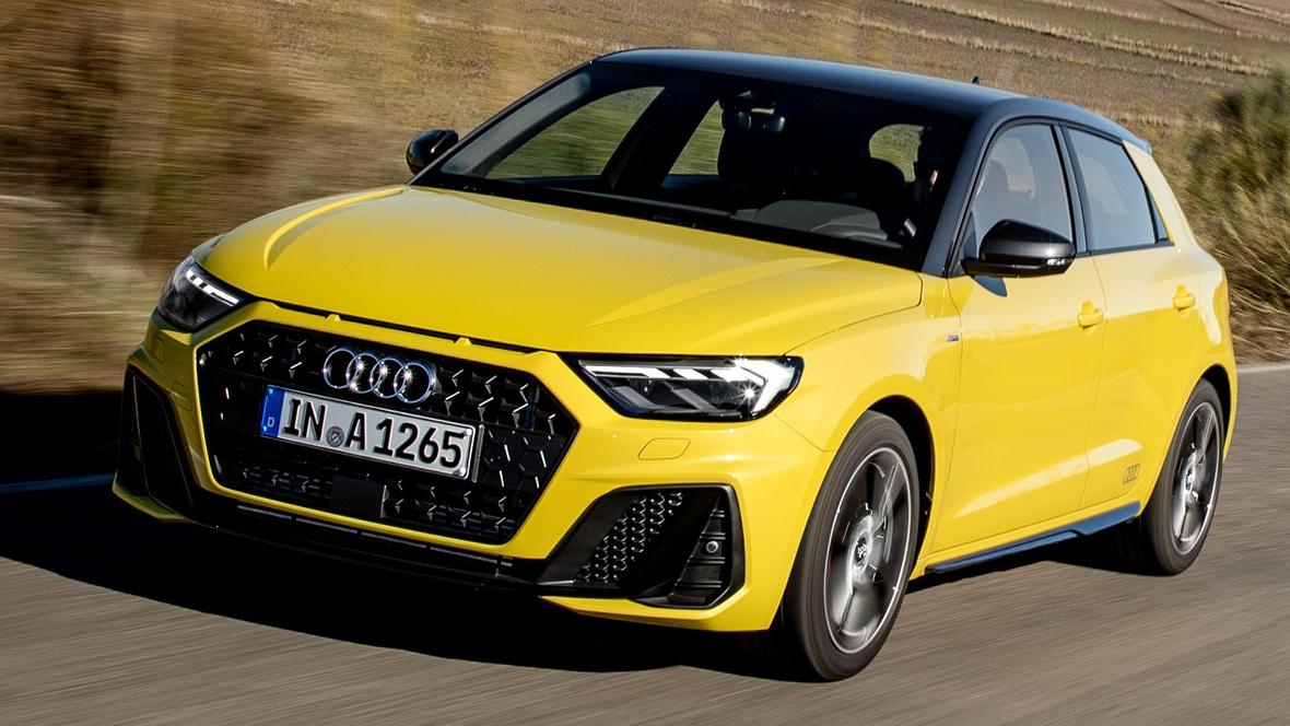 Fahrbericht Audi A1 Sportback Kleiner Aufreisser Autohaus De