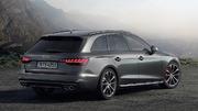 Audi A4 Facelift (2020)