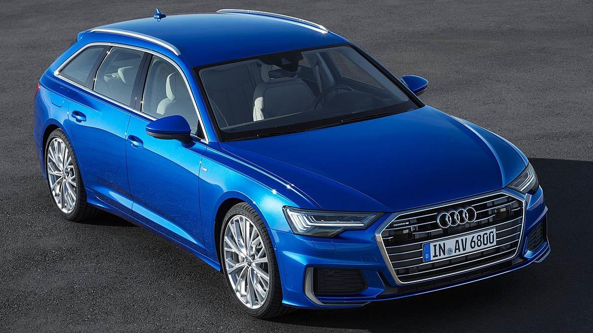 Audi A6 Avant 2019 Autohaus De