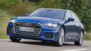 Audi A6 Avant (2019)
