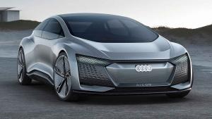 Audi-Studie Aicon
