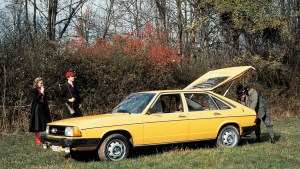 40 Jahre Audi Avant
