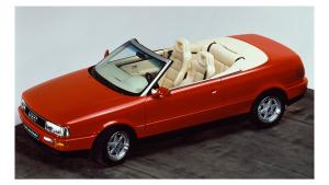 30 Jahre Audi Cabriolet